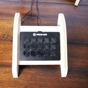 Cast Crate Stream Deck Stand