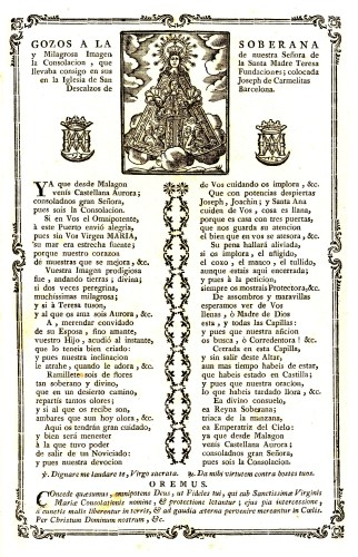 Consolacion gozos -1835 CI3 Montpeller (2)