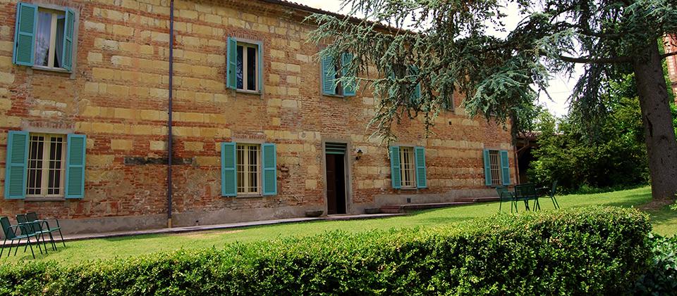 Soggiorno  Castello di Uviglie
