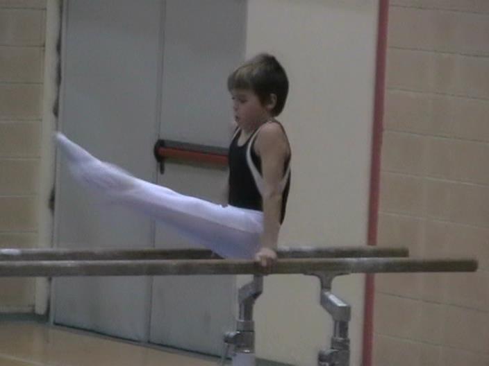 Gimnastica Artistica : El castellvilarenc Jordi March clou la temporada amb molt bons resultats