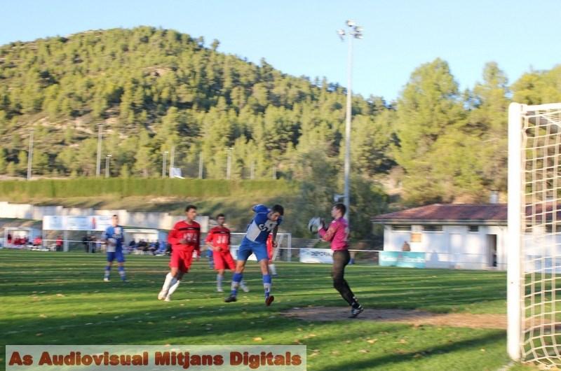 Futbol : Matganell -Castellbell primer plat fort de la lliga a la tercera Catalana grup 7