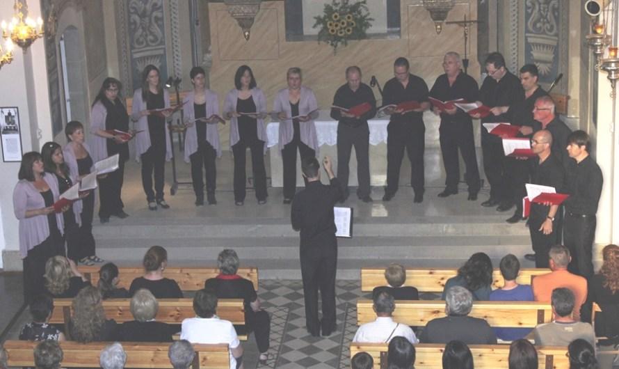 Musica coral solidaria a Castellbell i el Vilar