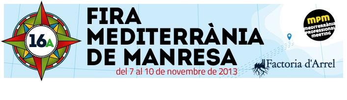 Manresa ja te a punt la 16ena Fira de la Mediterrània