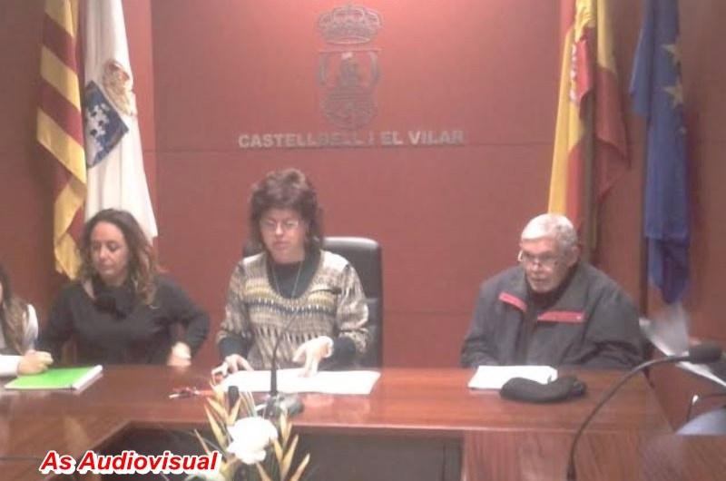 Reunio informativa sobre el pessebre vivent de Castellbell i el Vilar