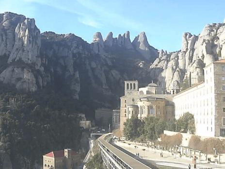 Foto Monestir de Montserrat
