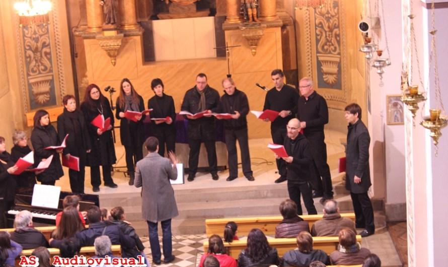 """La Capella de Música Burés enceta els actes del seu """"Centenari """" amb una roda de corals."""