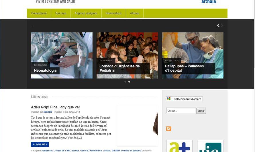 La fundació Althaia de Manresa posa en marxa un bloc de pediatria