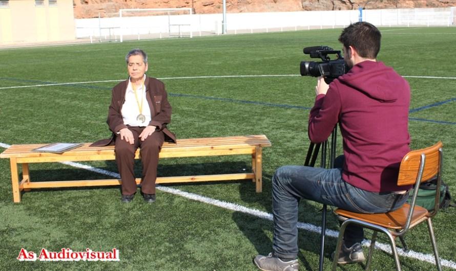 """Un programa de """" La Xarxa """" de comunicació local entrevista a la Castellvilarenca Lourdes Sanuy"""