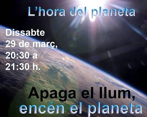 L´Hora del Planeta .