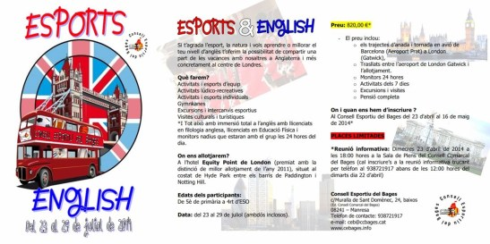 cartell sports English