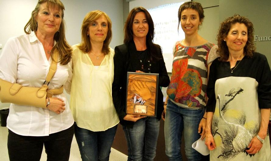 L'equip d'infermeria d'Oncologia d'Althaia rep el  reconeixement professional en la celebració del Dia Internacional de la Infermera
