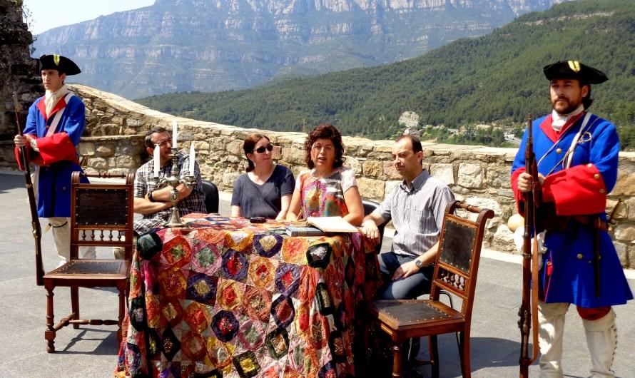 L'oferta gastronòmica de 'Resistents' dóna tot el protagonisme als productors locals de Castellbell i el Vilar