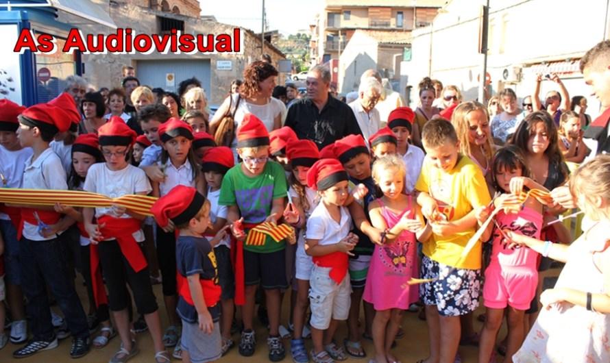 ESPECIAL FM  CASTELLBELL I EL VILAR: Inaugurat el parc d´en Patufet