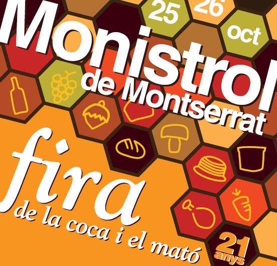 La fira de la coca i el mató de Monistrol de Montserrat convertirà el restaurant de la gastronomia del Montserrat en un espai de divulgació per la cuina