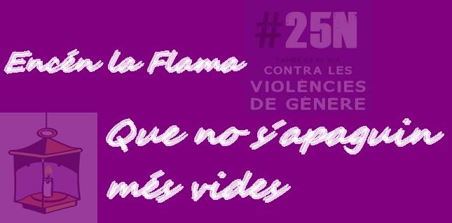 Castellbell  el Vilar  viura durant una setmana diferents actes conmemoratius al Dia internacional contra la violència envers a les dones