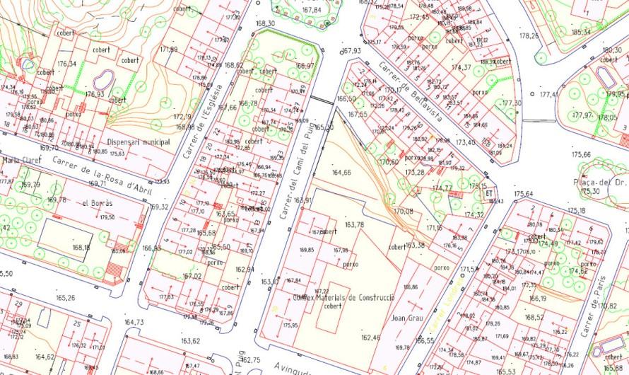 La diputació lliura a l´Ajuntament de Castellbell i el vilar,l´actualització de la cartografia topogràfica del municipì en 3D