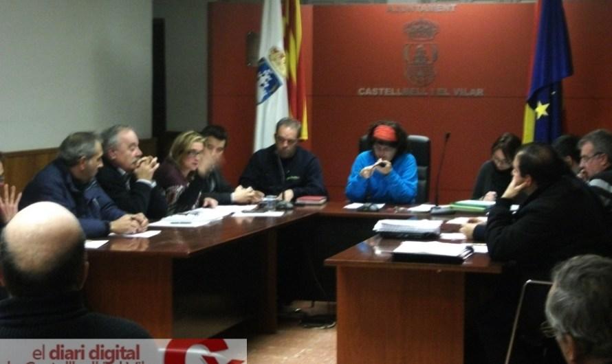 ERC Castellbell i el Vilar presenta al·legacions al Pressupost 2015.