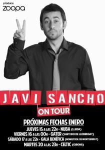 javi sancho tour