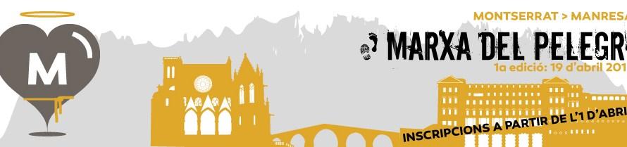 Presenten a Manresa la Marxa del Pelegrí  que passarà per Castellbell i el Vilar