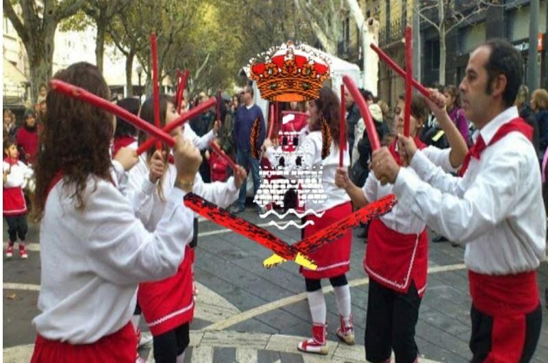 Els Bastoners de Castellbell i el Vilar , busca ex-balladors , per ballar el diumenge de pascua