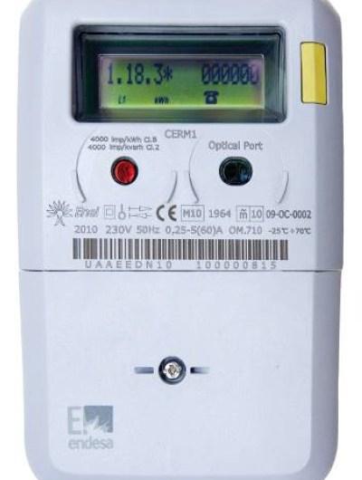 Informació sobre suposats falsos tècnics de demanen canviar comptadors de llum