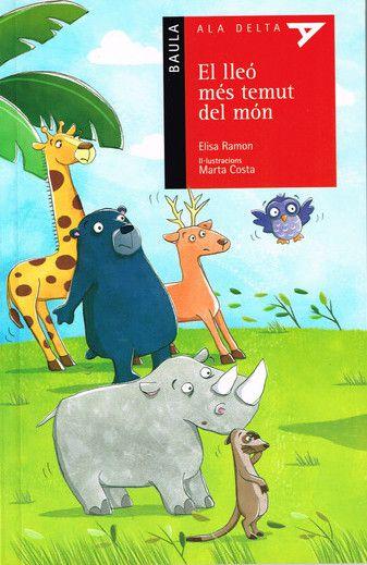 Literatura Infantil /Juvenil :  El lleó més temut del món