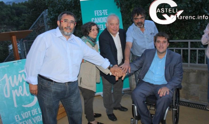 Junts pel sí desmunta el discurs de la por a un acte electoral a Castellbell i el Vilar