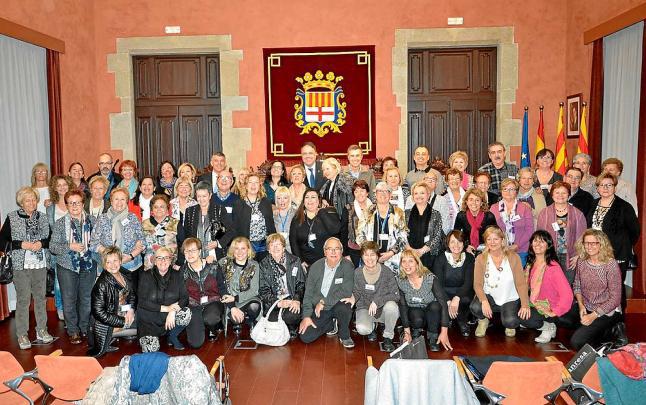 Les Cuineres de Catalunya, es troben a Manresa per 1ª vegada.