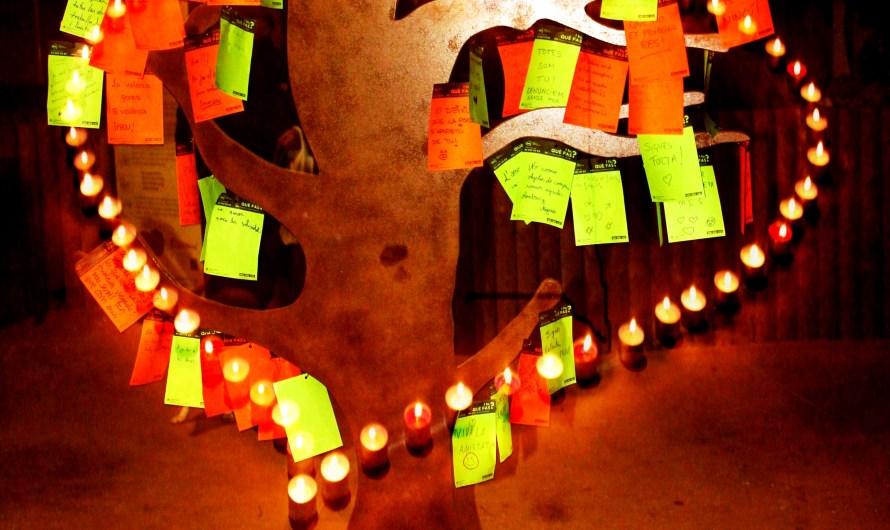 Castellbell i el Vilar celebra un any més el dia internacional contra la violència de genere