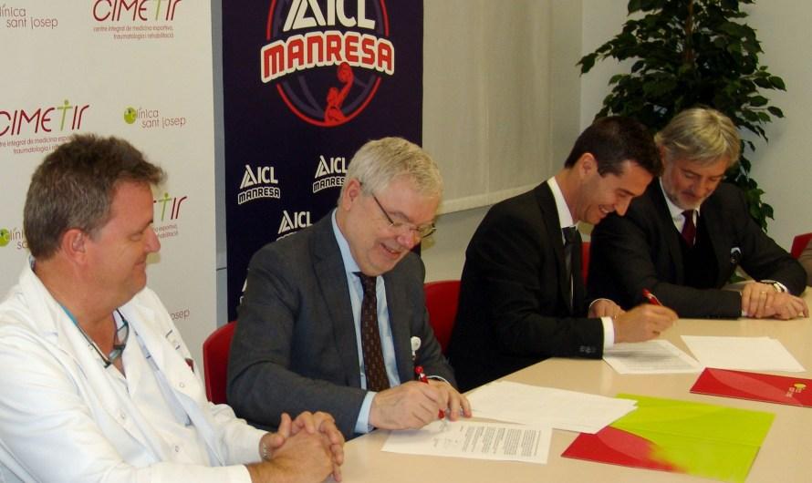 La Fundació Althaia assumeix els serveis mèdics del Bàsquet Manresa