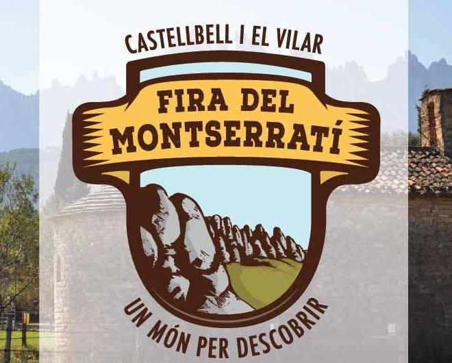 Castellbell i el Vilar farà coincidir la Fira del Montserratí amb la Marxa del Pelegrí el primer diumenge d'abril
