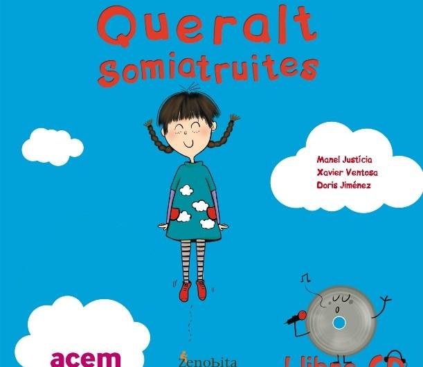 """El cor infantil """" La Formiga"""" actuarà aquest diumenge al Kursaal a la presentació del conte """"Queralt Somiatruites"""""""