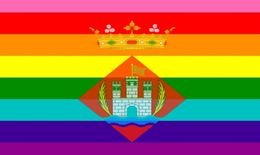 L'Ajuntament de Castellbell i el Vilar celebra el dia de l'orgull gai/lesbianes, transexuals i bisexuals.