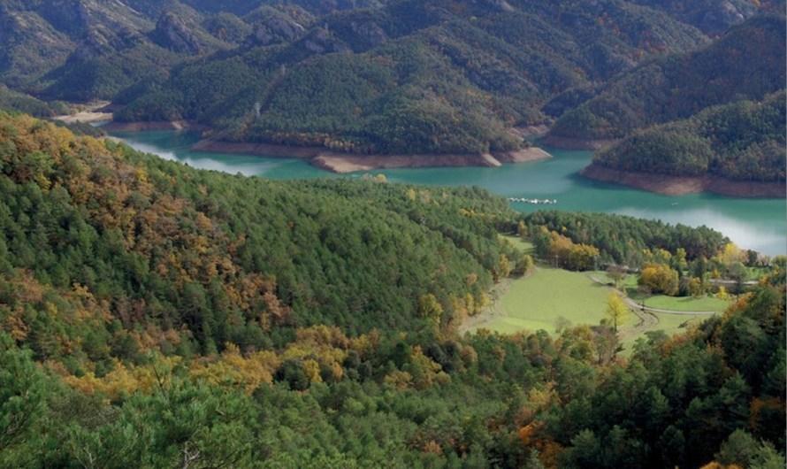Neixen les Vies Blaves, que faran transitables les lleres dels rius Llobregat, Anoia i Cardener