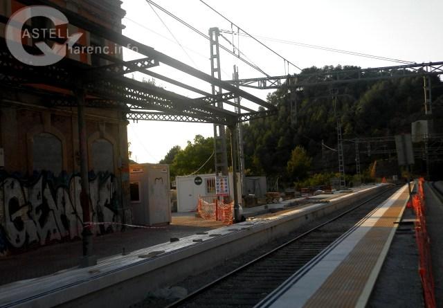 Obres Estacio Rodalies Castellbell-1