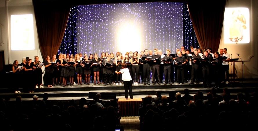 FICCCC'16: Castellbell i el Vilar acomiada les corals de Russia, País Basc i Giovinetto el 37è Festival Internacional Cant Coral Catalunya Centre
