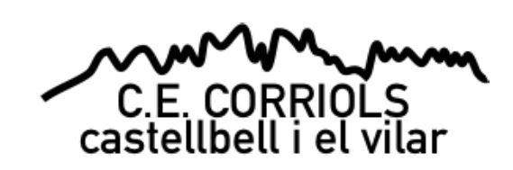 Sortida Organitzada per: Centre Excursionista Corriols (Castellbell i el Vilar) Cim del turó de Tagamanent(masia Belver-pla de la calma) Diumenge:20 de novembre del 2016