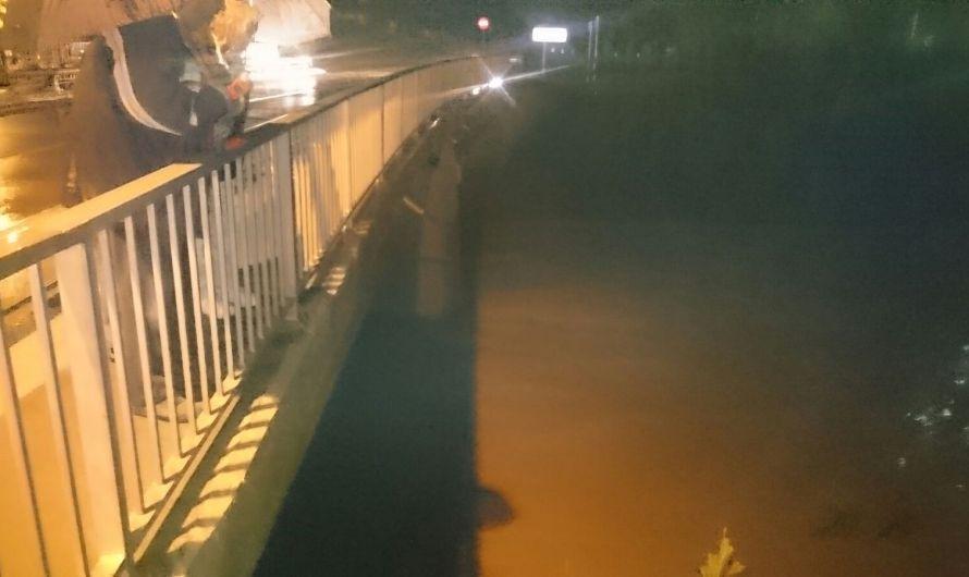 Protecció Civil posa en estat de prealerta pla INUCAT per possibles crescudes de rius i rieres a Castellbell i el Vilar
