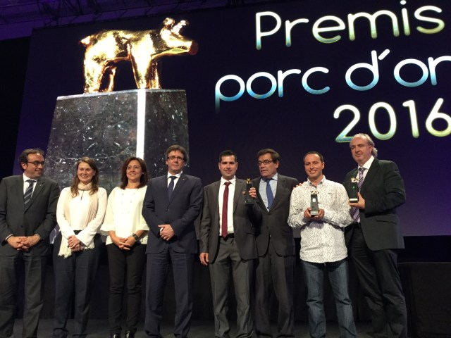 Premi Por d'or Granja Marganell.JPG