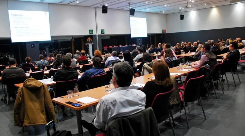 La IX Reunió de Columna d'Althaia(Manresa) es consolida com a punt de trobada d'especialistes d'àmbit estatal