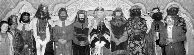 Castellbell i el Vilar commemora els 90 anys de la primera cavalcada documentada dels Reis d'Orient al municipi