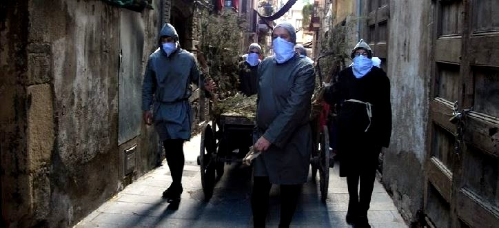 Monistrol de Montserrat celebra aquest cap de setmana la festa dels Romeus en memòria a Fanni Santcristòfol.