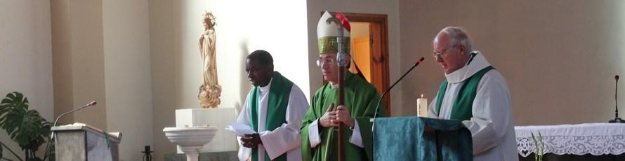 El Bisbe de Vic, fa una visita pastoral a Castellbell i es reuneix amb Ajuntament i veïns de la Bauma.