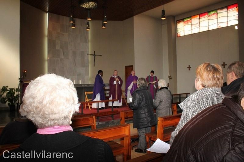 El Bisbe de Vic, Romà Casanovas, farà aquest diumenge una missa, a Castellbell i el Vilar.