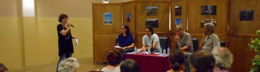Castellbell i el Vilar aborda en una taula rodona el tema dels refugiats
