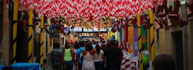 Gràcia(Barcelona) celebra el bicentenari de la Festa Major amb l'assessorament de les Enramades de Sallent(Bages)