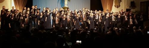 Castellbell i el Vilar clou el Festival de Cant Coral amb les tres milors del món