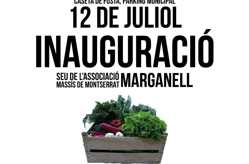 Marganell inaugurarà aquest dimecres a la tarda la seu de l'Associació Massís de Montserrat.