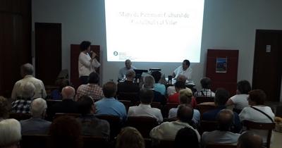 Presenten el mapa del patrimoni cultural i natural de Castellbell i el Vilar.