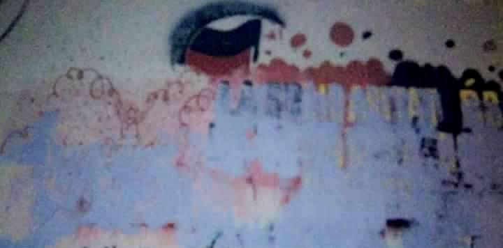 Apareixen pintades insultants al mural que van fer el CDR i a cases particulars de Castellbell i el Vilar.